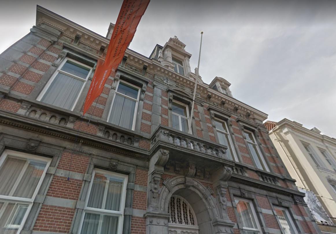 állerduurste huis in Bergen op Zoom
