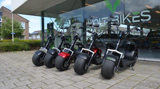 E-Chopper Tours Bergen op Zoom