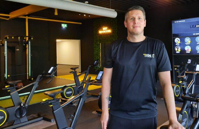 Rick Heijmans - Ride-it indoor cycling