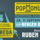 PopMonument Bergen op Zoom