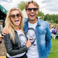 Nicolette van Dam en Bas Smit
