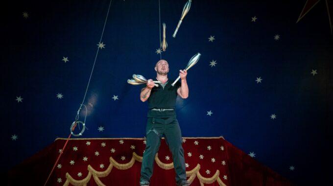 circus barani kiek kijk in de pot artiesten