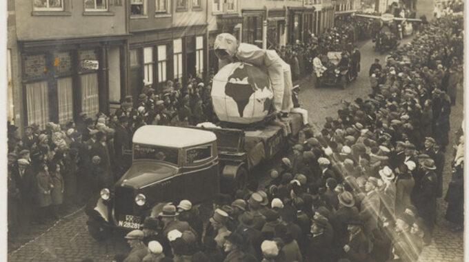 Vastenavend in 1934 Bergen op Zoom Carnaval