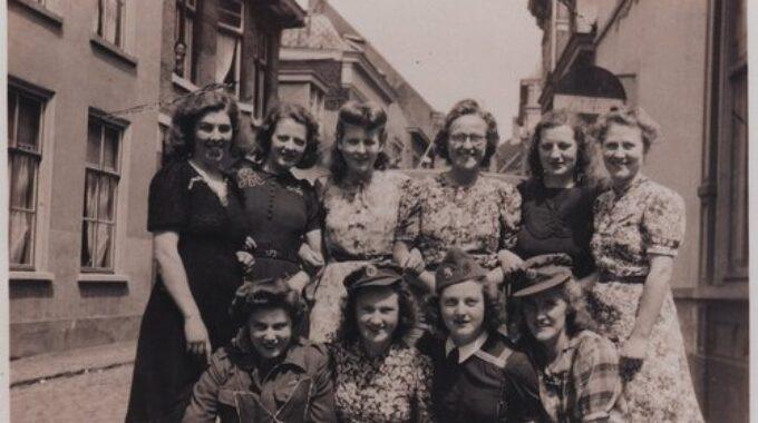 penstraat bergen op zoom bevrijding 1944
