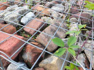 puin korven stenen kijk in de pot menno van coehoorn verdedigingswerk kunstwerk stadspark
