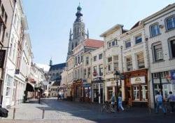 Wonen binnenstad Breda