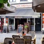 Café Bruxelles driegangenmenu 30 euro weekend breda