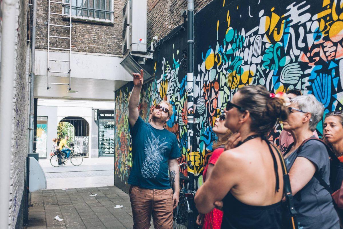 Weekend Breda Blind Walls Gallery
