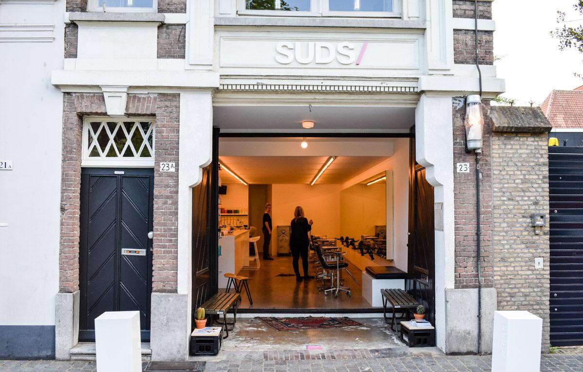 SUDS Kapper St. Annastraat Breda