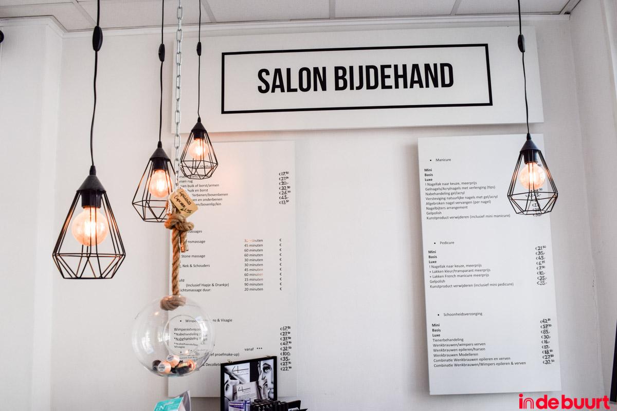 Salon Bijdehand St. Annastraat Breda