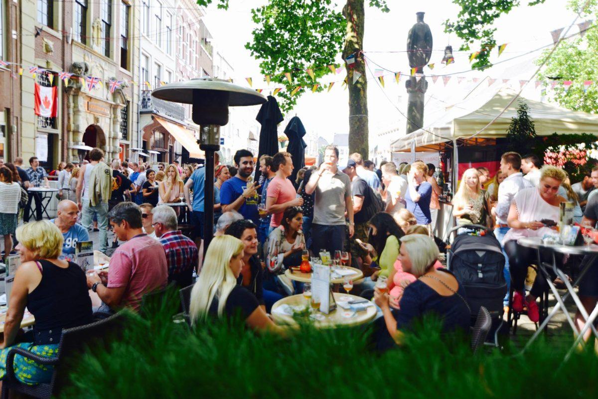 Bierfestivals Breda Werelds Breda