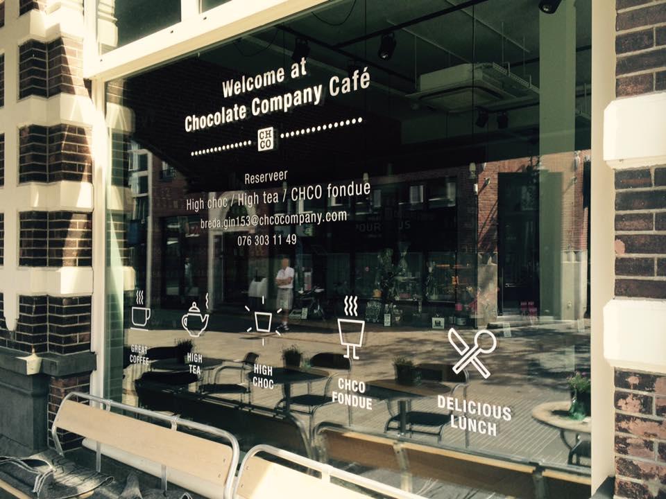 Chocolat Company Café Breda