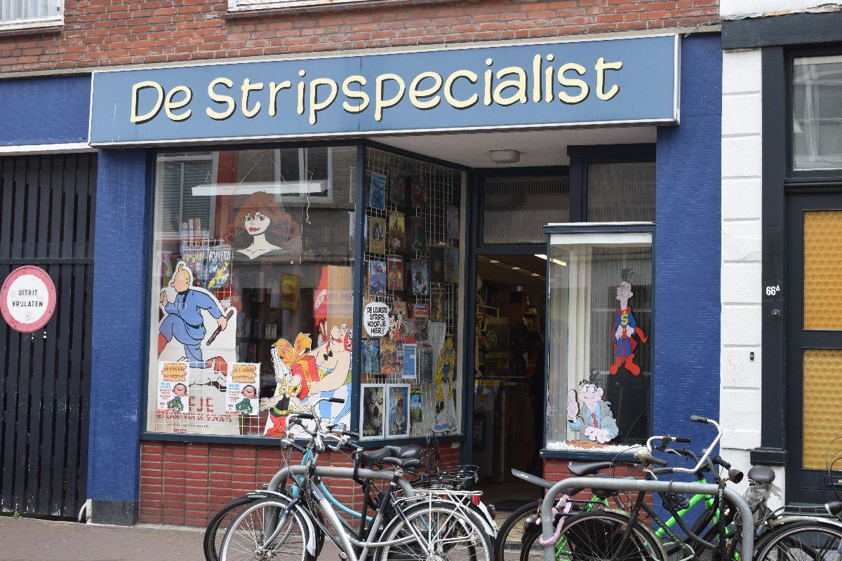 De Stripspecialist