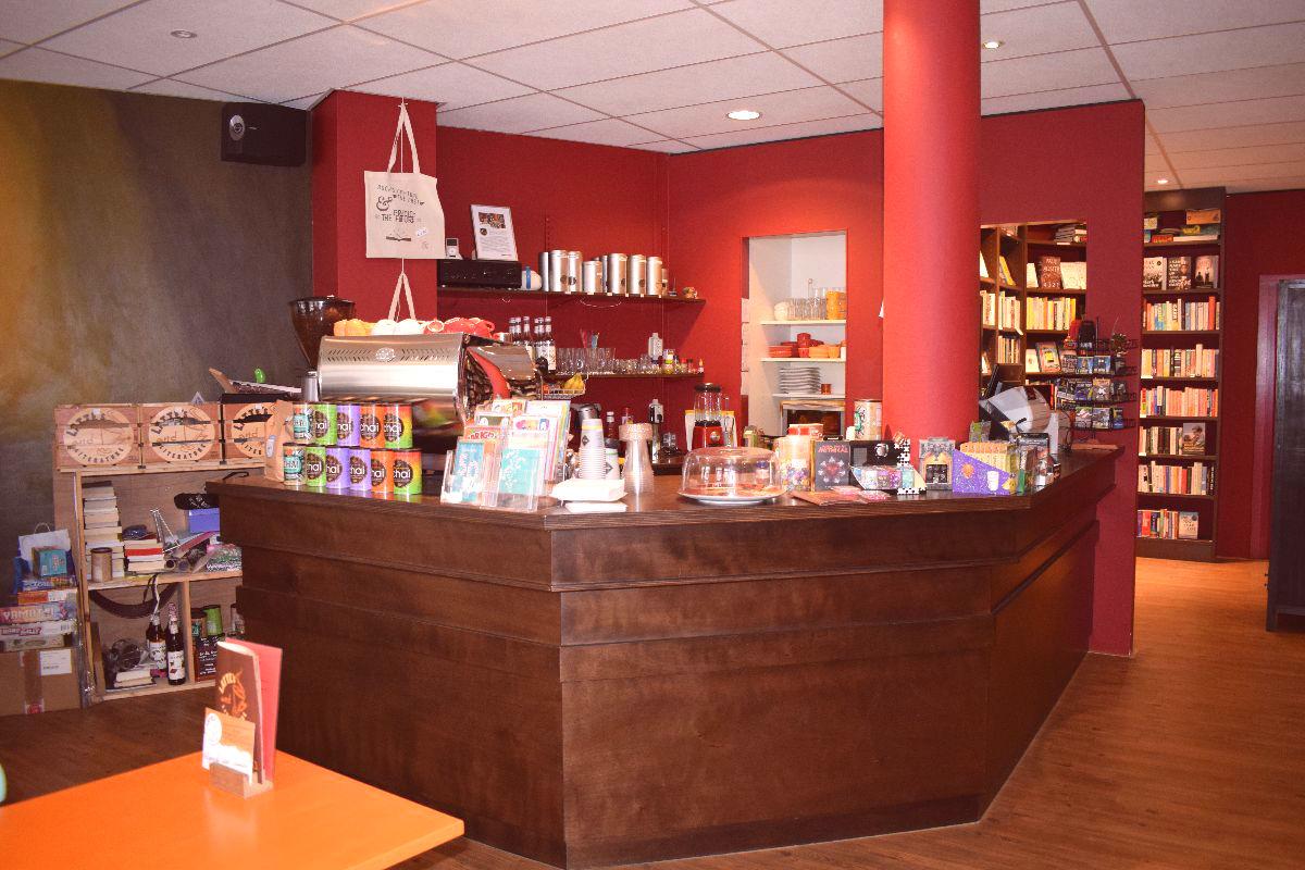 Latte's and Literature