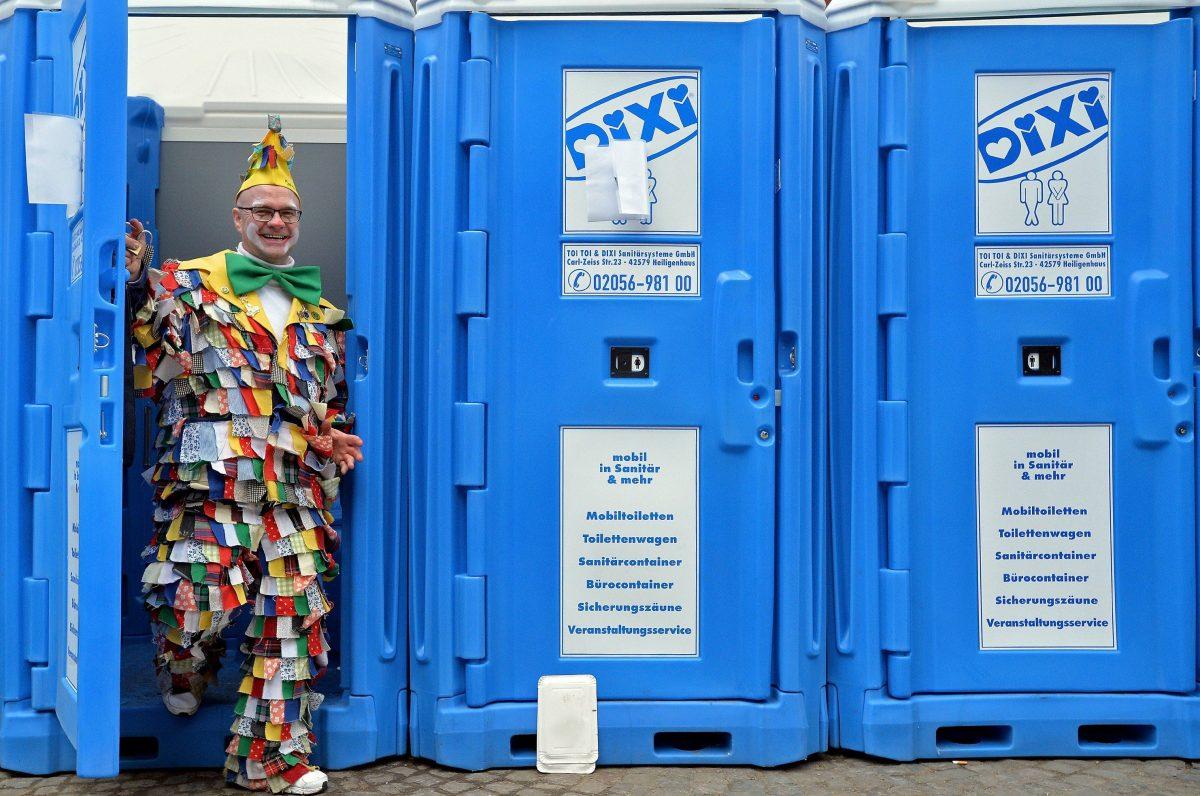 Openbare toiletten Breda