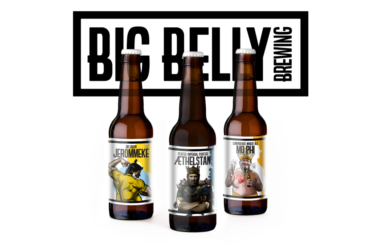 Big Belly Brewing