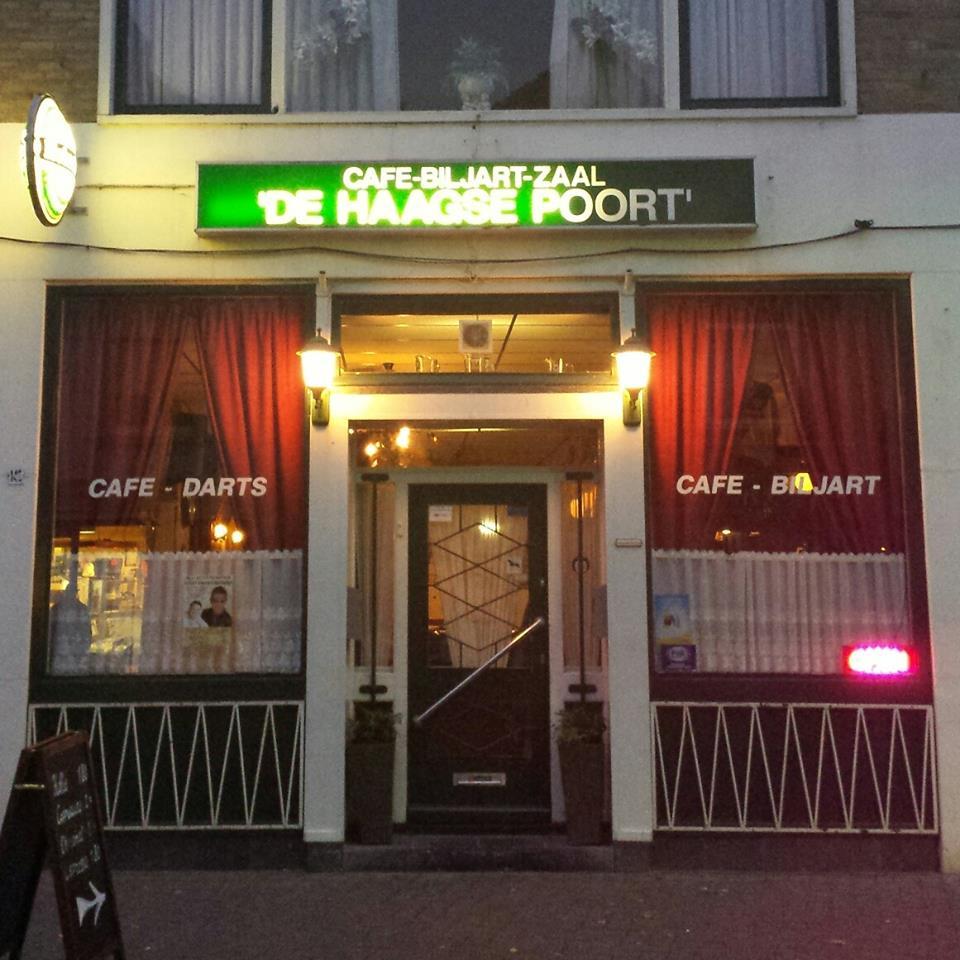 café De Haagse Poort