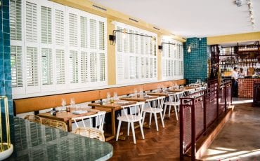 Seafood Bar De Trapkes