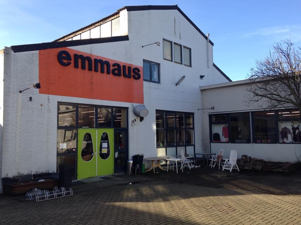 Kringloopwinkel Breda Emmaus Veilingskade
