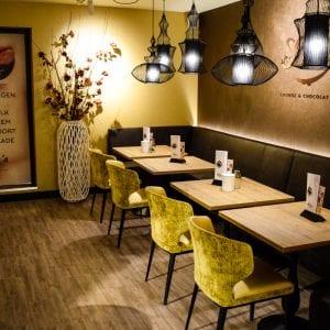lin's Lounge & Chocolat Bar