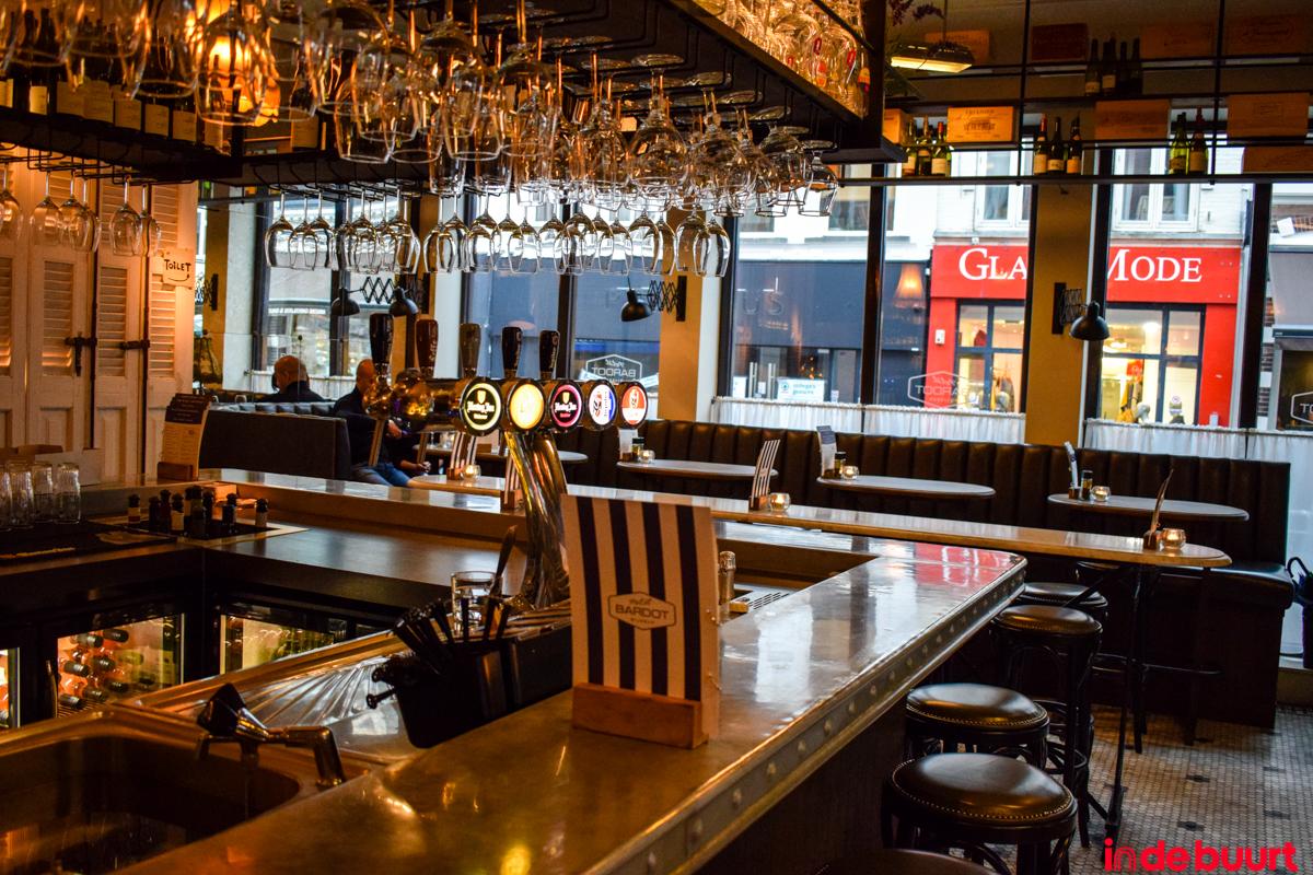 Brasserie Bardot / Petit Bardot van coothplein breda