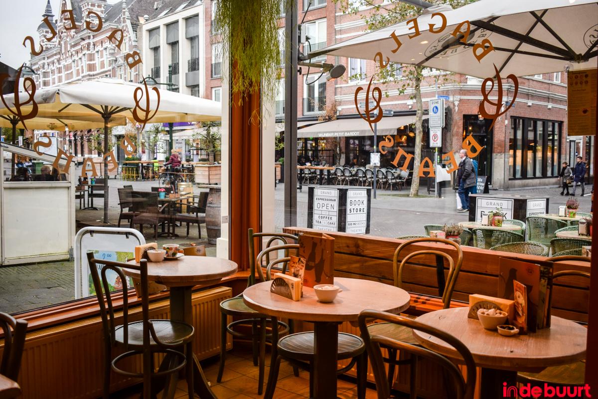 Bagels & Beans van Coothplein Breda