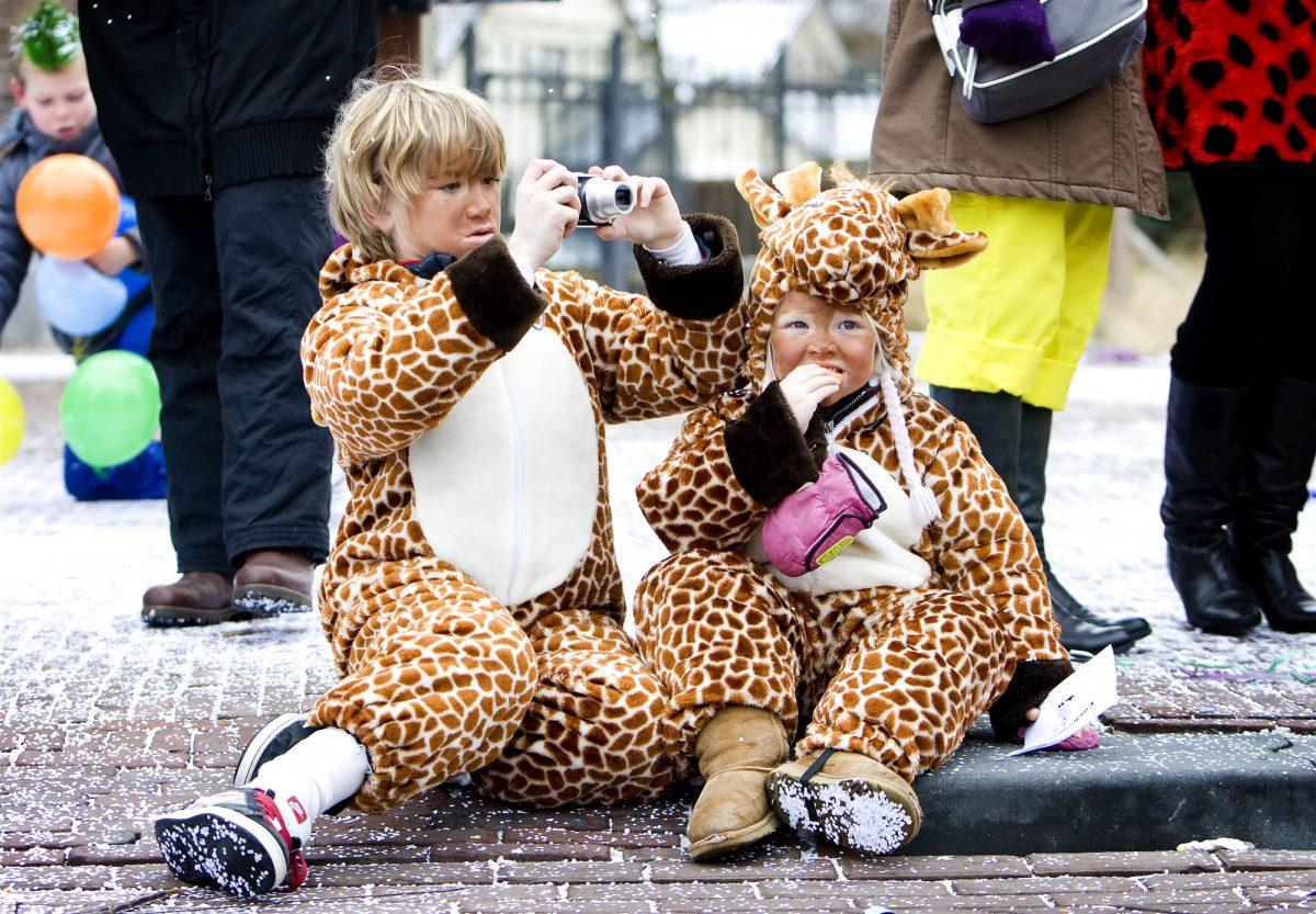 carnavalskleding voor kinderen