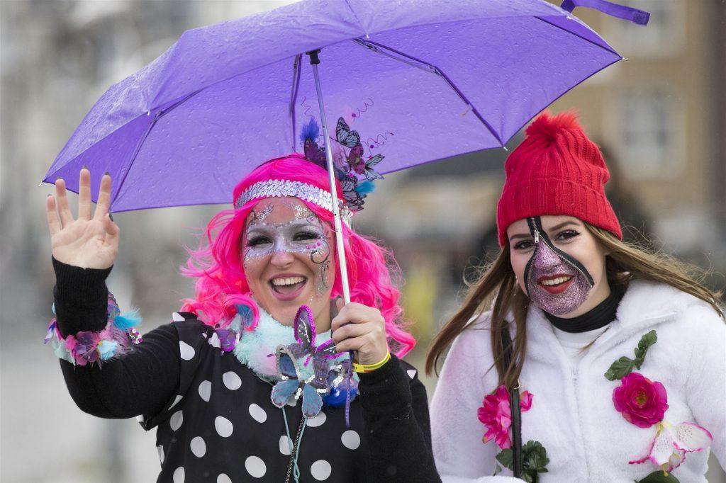 verkleden carnaval