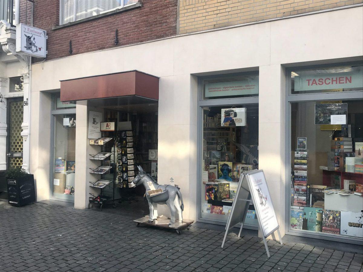 niet-hipster plekken in Breda