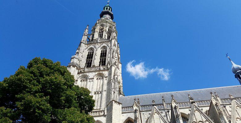 bezienswaardigheden in Breda grote kerk