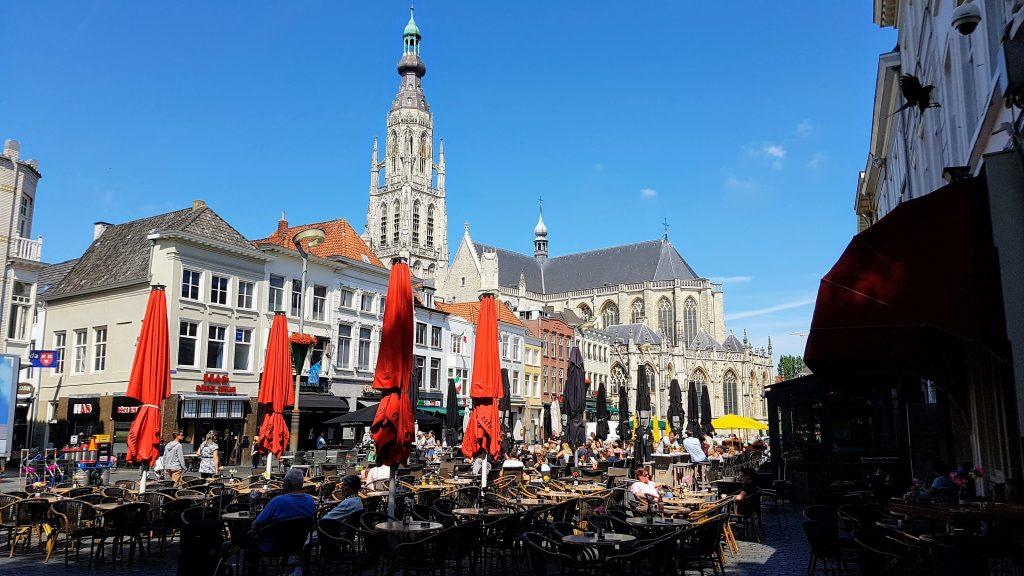 terras in Breda studie