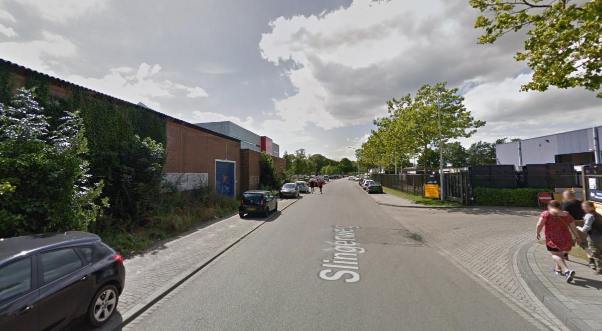 Slingerweg Parkeren in Breda