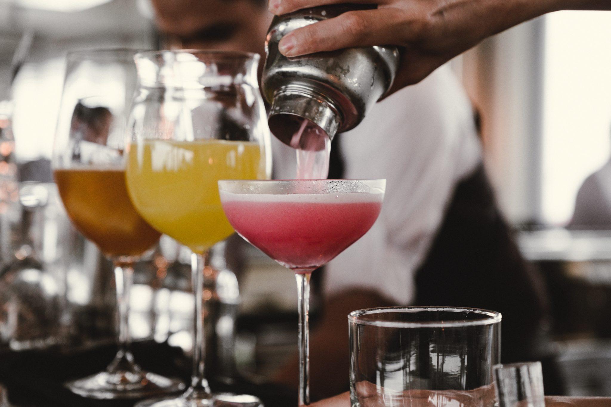 cocktails in breda