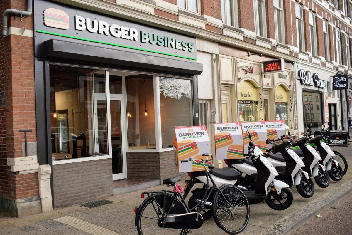 Burger Business Breda