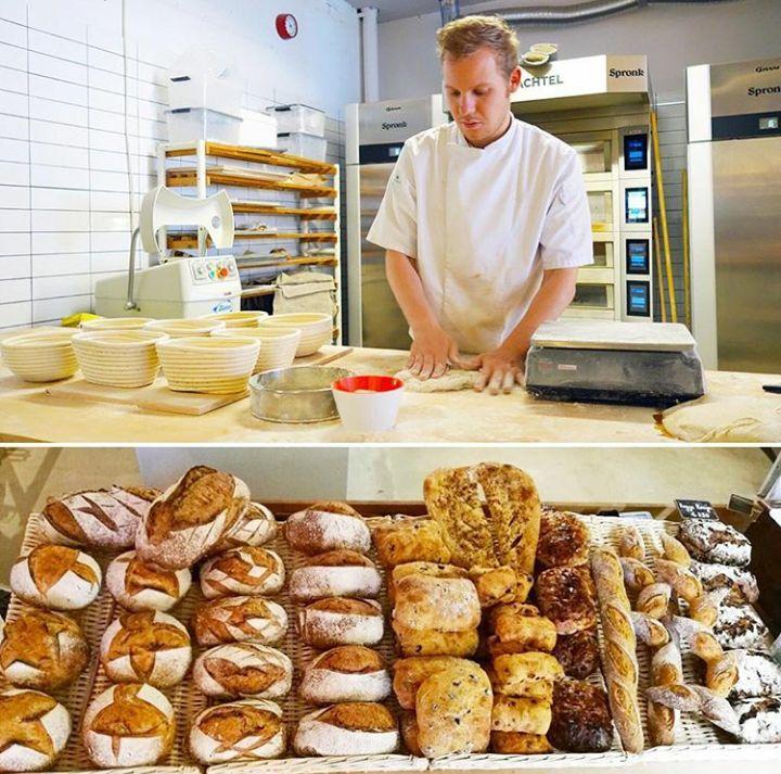 bakkers in Breda