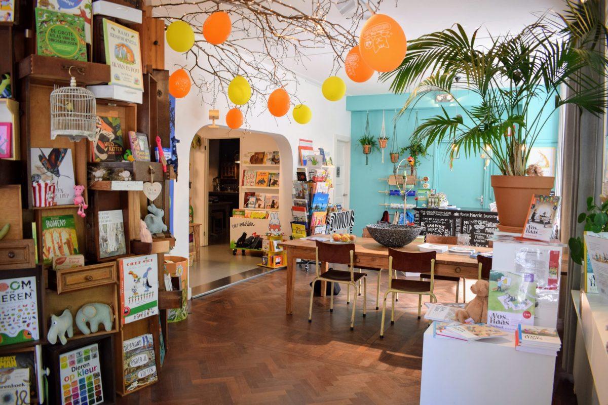 De Kinderboekentuin