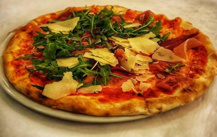 Italiaans eten in Breda