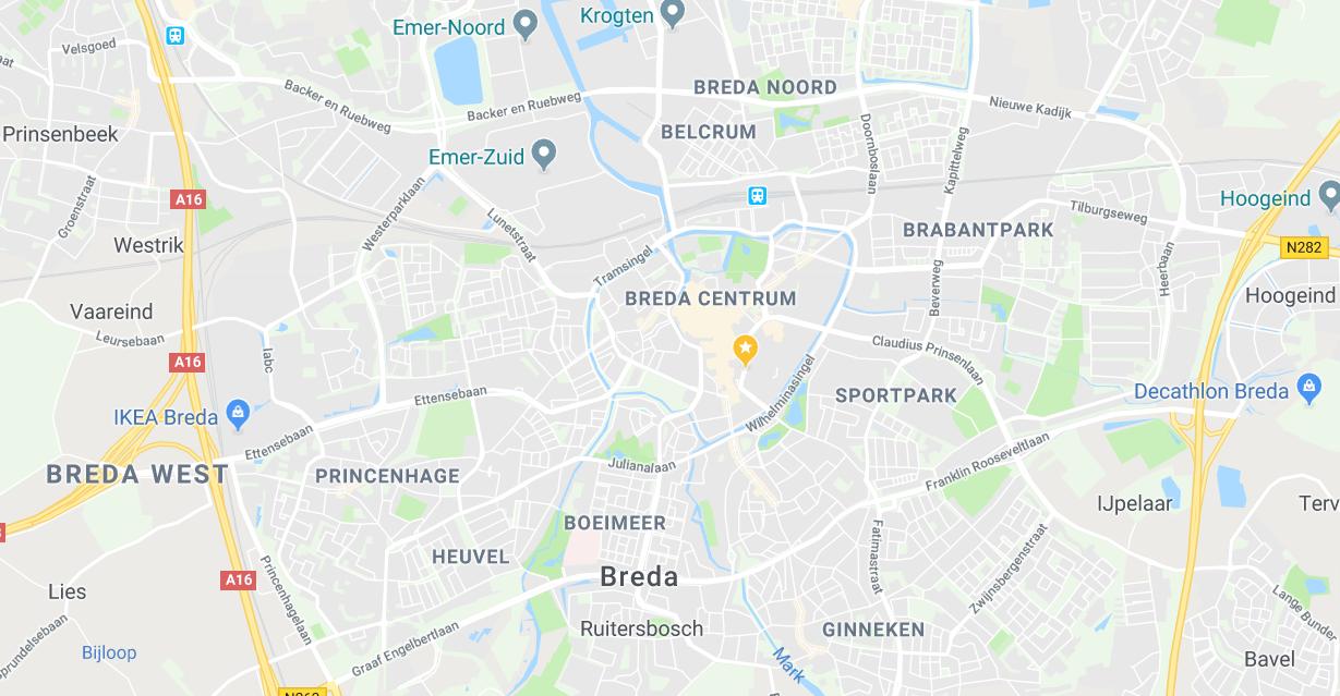 Breda straat