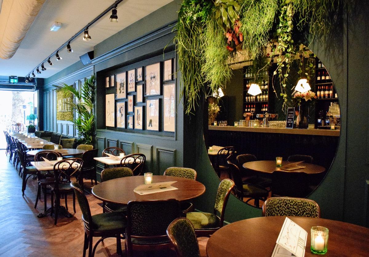 Bleue Bar Bistro breda restaurantweek