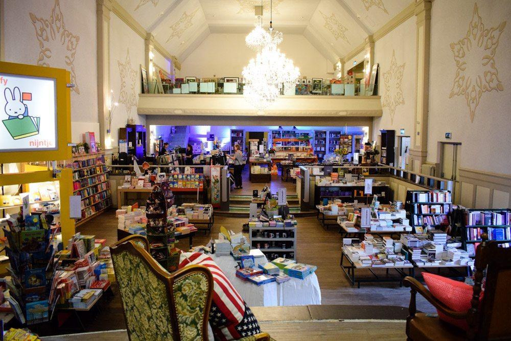 boekenwinkels in Breda