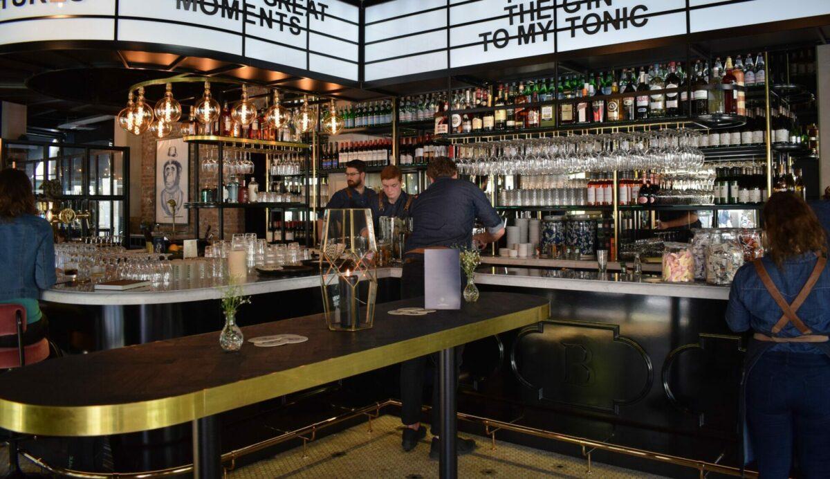 Bobbi's bar