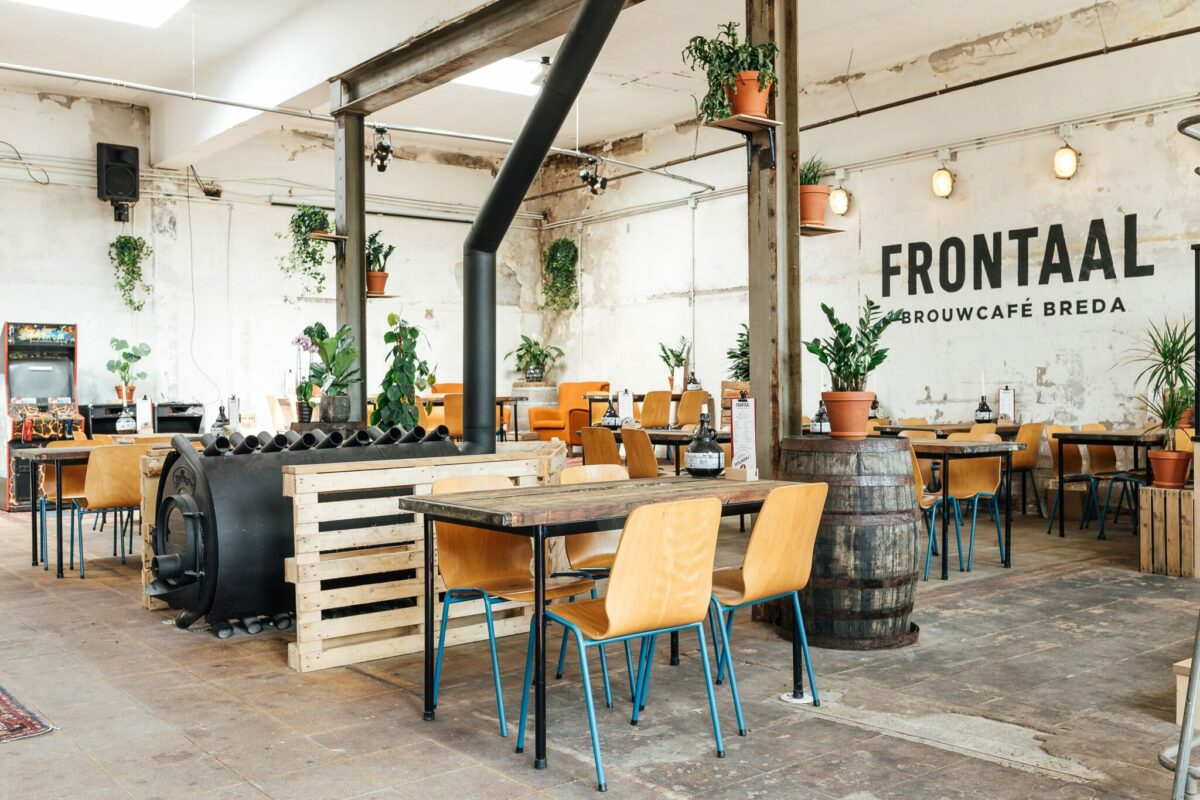 brouwcafe frontaal