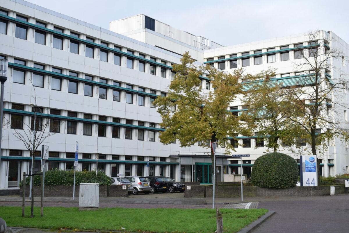 markendaalseweg wit gebouw