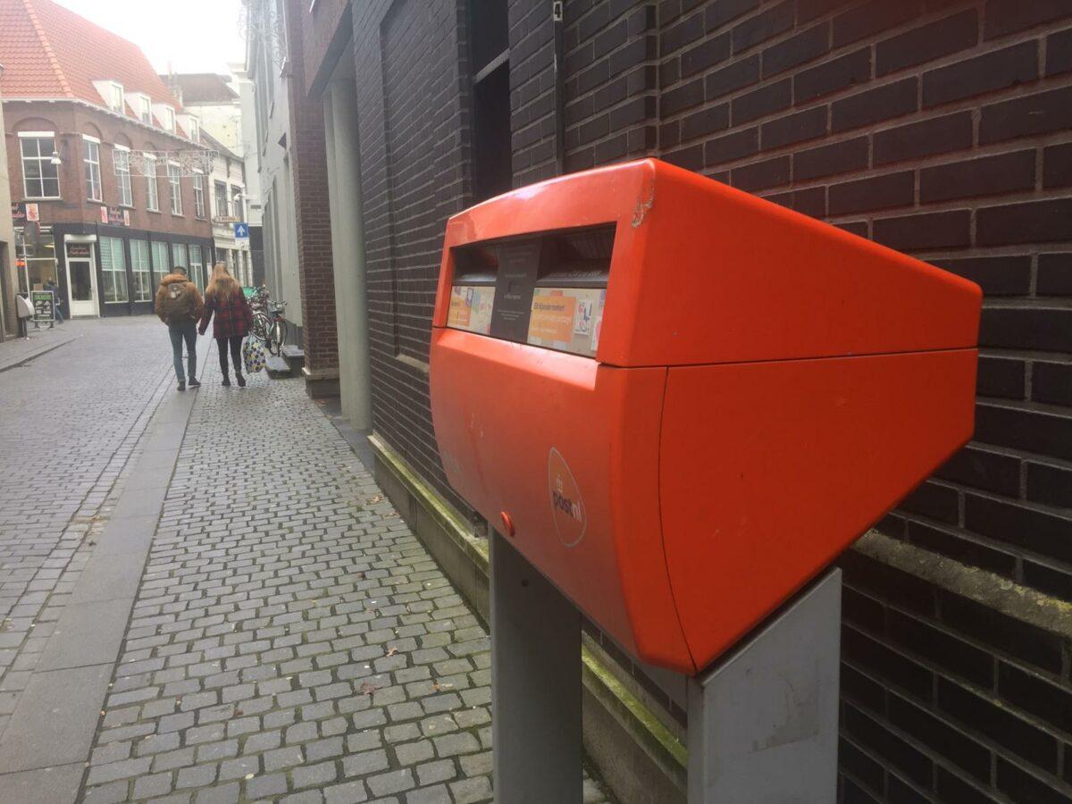 brievenbus breda