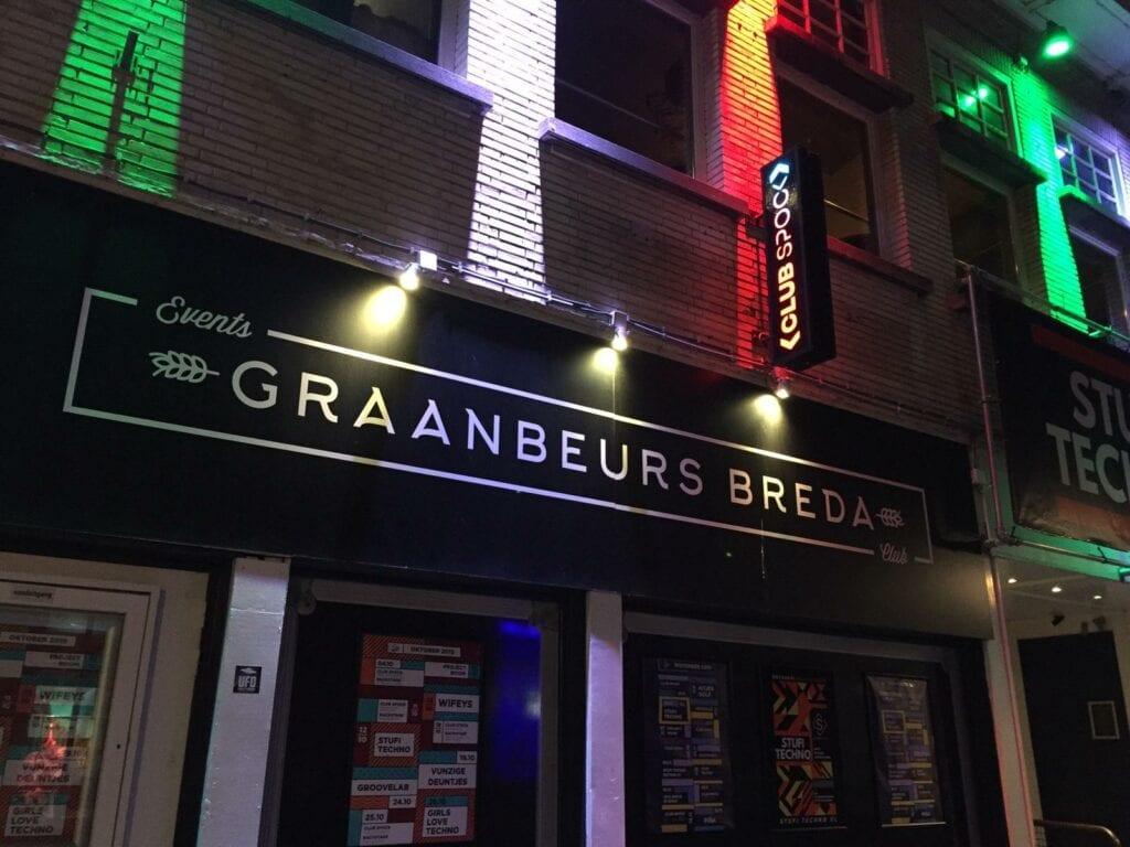 graanbeurs club spock