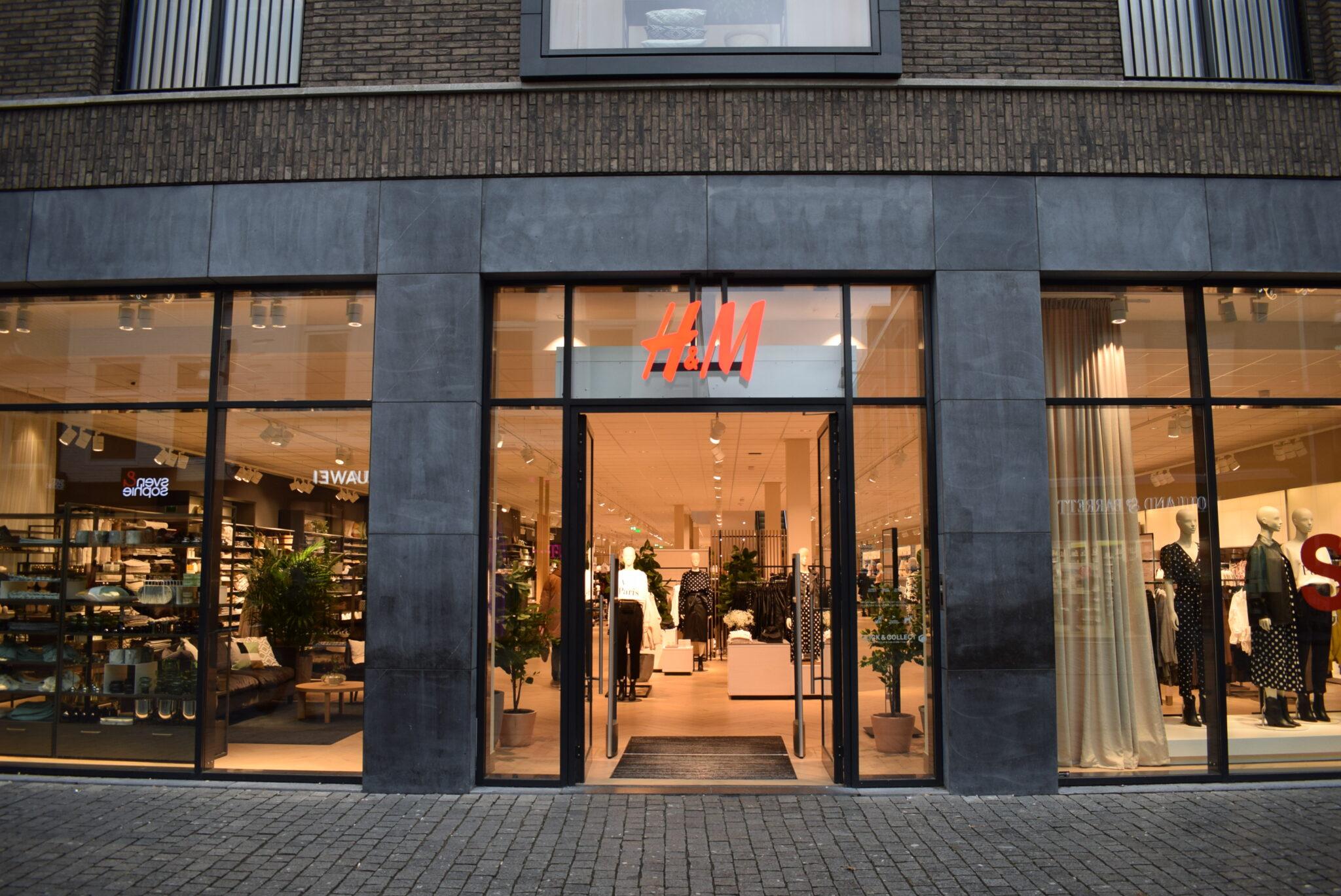 h&m ginnekenstraat