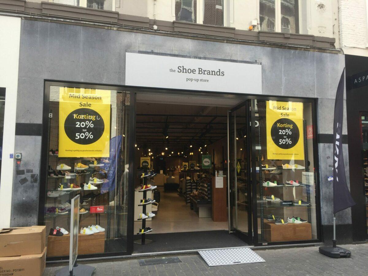 the shoe brands eindstraat