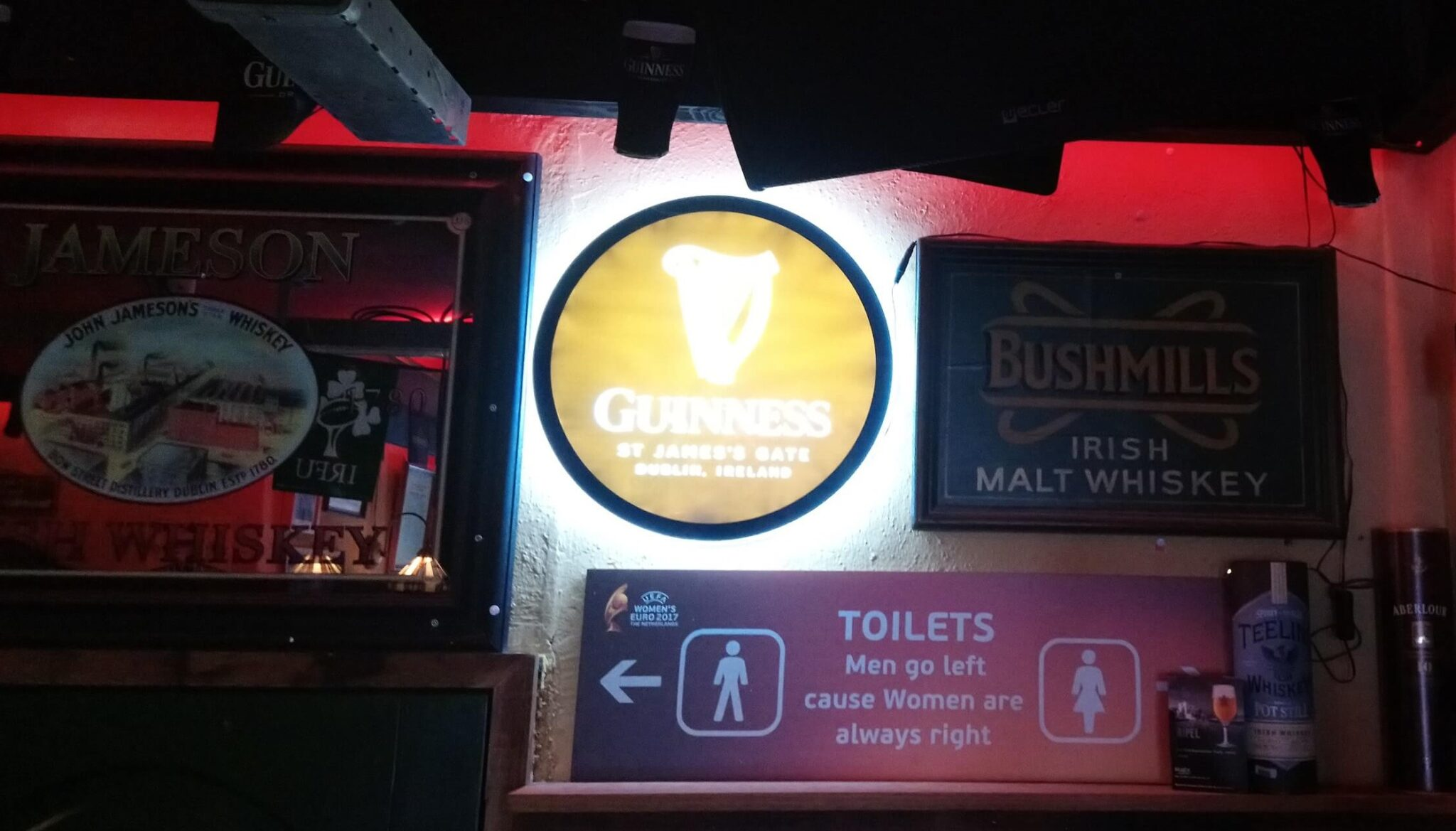 Mad Molly's Ierse Pub in Breda