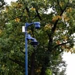 camera wifi-sensor park valkenberg