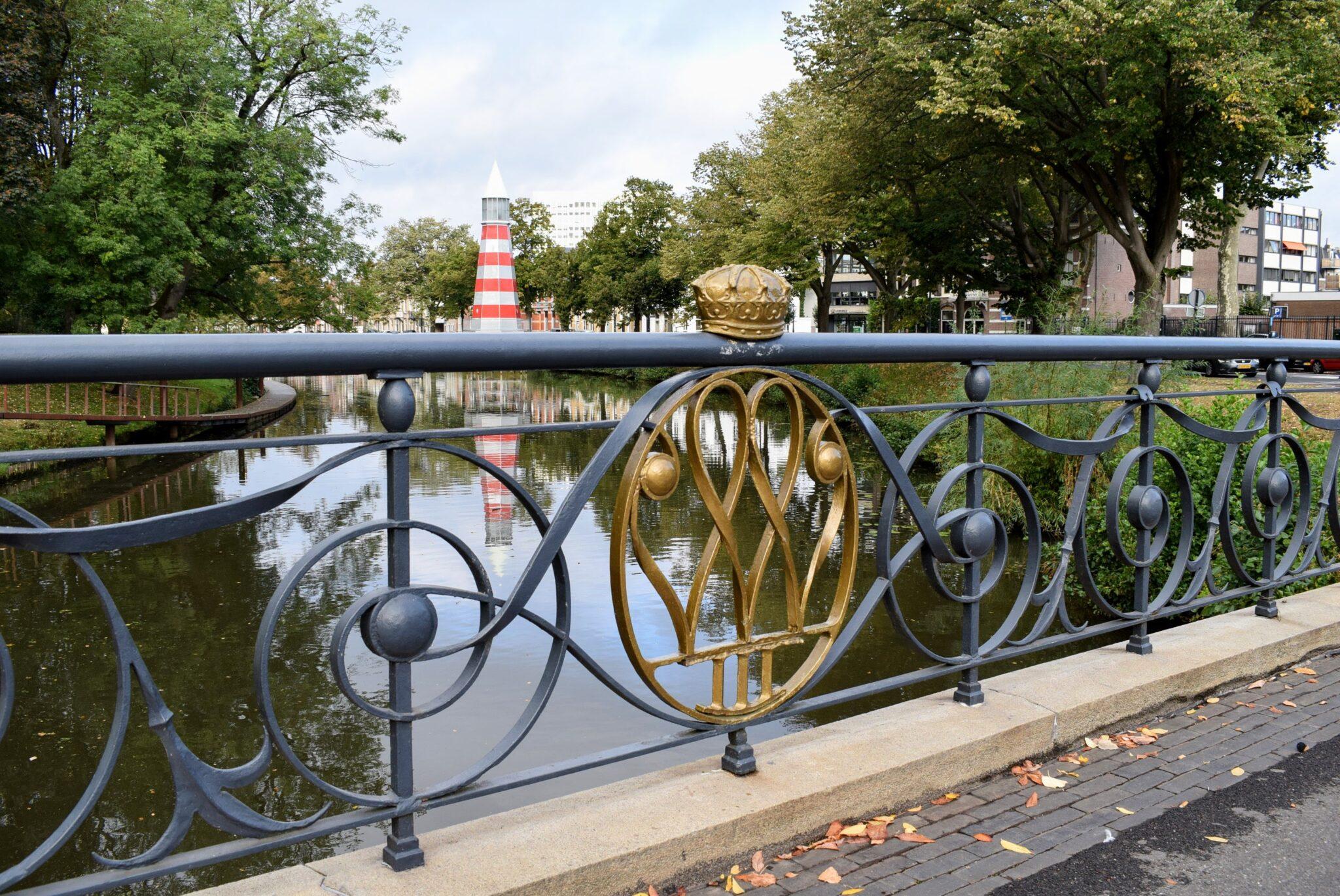 willemsbrug park valkenberg
